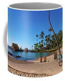 Kamakahonu Beach Coffee Mug