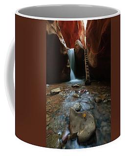 Kanarraville Falls Coffee Mug