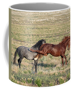 Coffee Mug featuring the photograph Kapow by Mary Hone