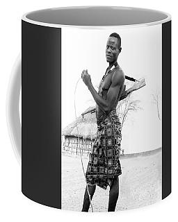 Karo Man  Coffee Mug
