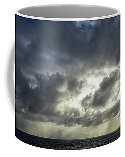Kauai Coast In Stormy Weather Coffee Mug