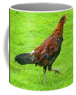 Kauai Rooster Coffee Mug