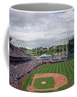 Kauffman Stadium Coffee Mugs