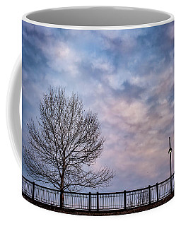 Kaw Point Silhouettes Coffee Mug