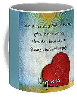 Kaypacha -february 13,2019 Coffee Mug