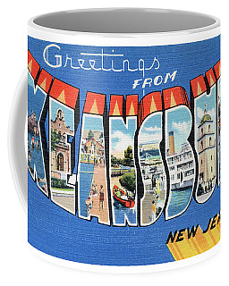 Keansburg Greetings Coffee Mug