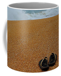 Ke'e Beach Coffee Mug
