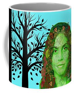 Keeper Of Autumn Coffee Mug