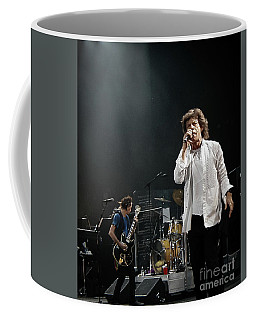 Keith And Mick Snapshot Coffee Mug