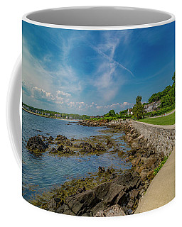 Kennebunkport The Green Lively Life Coffee Mug