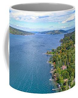 Keuka Center Point Coffee Mug