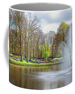 Keukenhof Tulip Garden Holland Coffee Mug