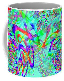 Key Remix Two Coffee Mug