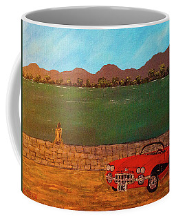 Kicks On Route 66 Coffee Mug