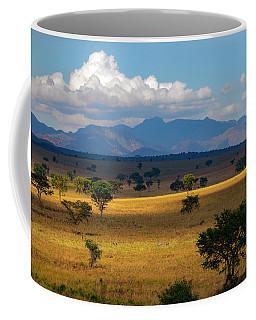 Kidepo Gold Coffee Mug