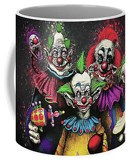 Killer Klowns From Outer Space Coffee Mug