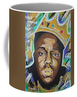 King Christopher Coffee Mug