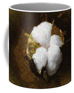 King Cotton Coffee Mug