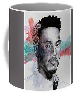 King Hammer - Tribute To Lewis Hamilton Coffee Mug