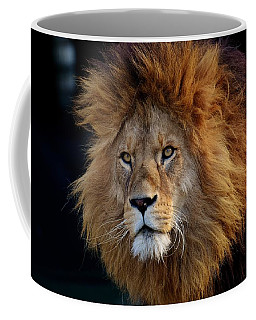 King Lion Coffee Mug