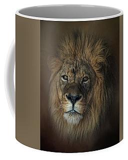 King's Gaze Coffee Mug