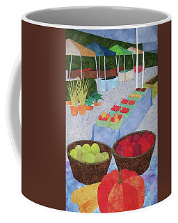 Kings Yard Farmers Market Coffee Mug