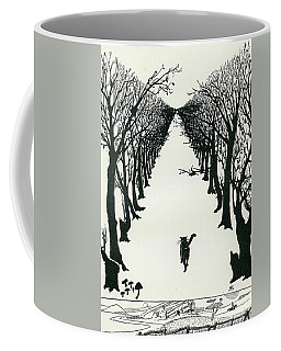 The Cat That Walked By Himself Coffee Mug