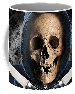 Coffee Mug featuring the digital art Knife Crime Part 2 - The Next Victim by ISAW Company