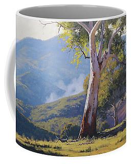 Koala In The Tree Coffee Mug