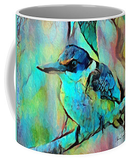 Kookaburra Blues Coffee Mug