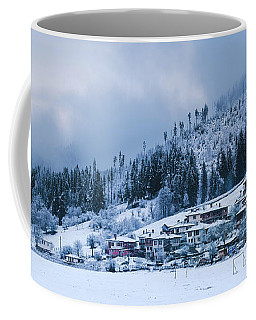 Koprivshtica Winter Panorama Coffee Mug