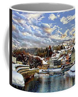Kronach Winter Scene Coffee Mug