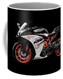 Ktm Rc 390 Coffee Mug