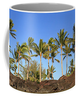 Golden Palms Coffee Mug