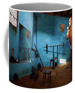 Kusti Akhara Coffee Mug