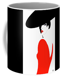 La Belle Dame 1 Coffee Mug
