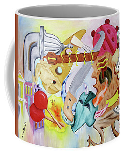 La Cultura Coffee Mug
