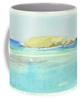 La Tortue, St Barthelemy, 1996_4179, 122x74 Cm, 6,86 Mb Coffee Mug