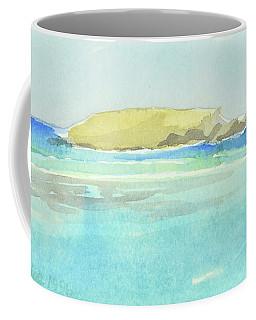La Tortue, St Barthelemy, 1996_4179 Clean Cropped, 102x58 Cm, 6,86 Mb Coffee Mug