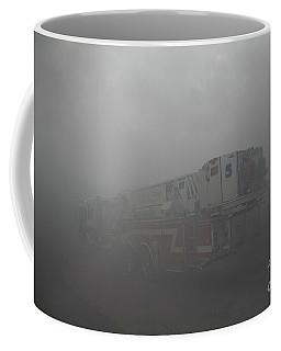 Ladder 5 At A Worker Coffee Mug