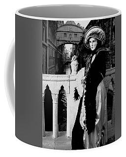 Lady And The Sigh Coffee Mug