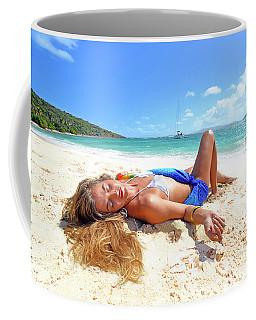 Lady Of The Leewards Coffee Mug