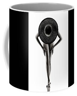 Lady With A Hat Coffee Mug