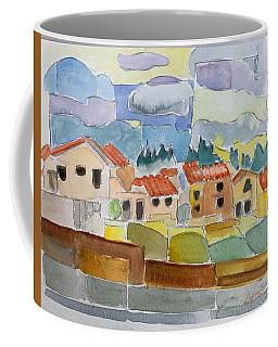 Laguna Del Sol Houses Design  Coffee Mug