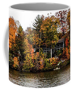 Lake Colors Coffee Mug