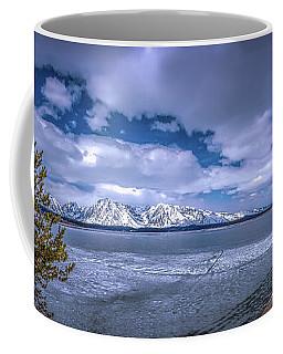 Lake Jackson Wyoming Coffee Mug