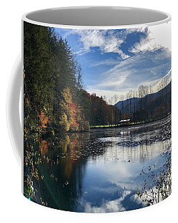 Lake Logan Coffee Mug
