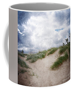 Lake Michigan Sand Dunes Coffee Mug