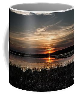 Lake Orrock Sunset Coffee Mug