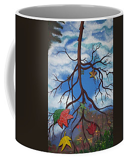 Lake Reflections - Autumn Coffee Mug